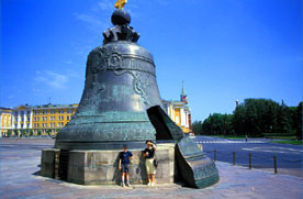 Tsar-Bell, MOSCOW, RUSSIA